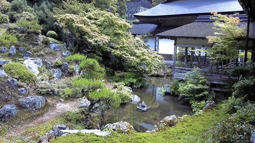 Temple Garden Japanese Garden