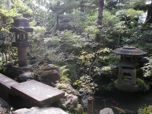 samurais garden English essays: war and peace in the samurais garden.