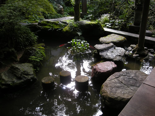 samurai garden One of japan's three most beautiful gardens kenrokuen garden is a beautiful  japanese garden with an area of 114 hectares located on the heights of the.