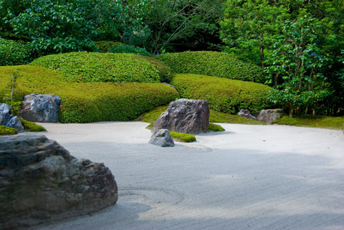 Very beautiful Zen garden